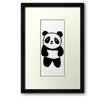 Pandas! Framed Print