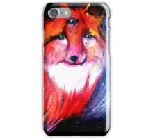 Three Eyed Fox iPhone Case/Skin