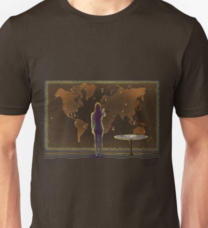 Where will I go? Unisex T-Shirt
