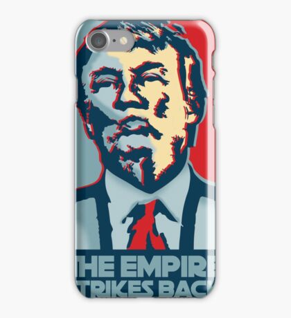 The empire strikes back? iPhone Case/Skin