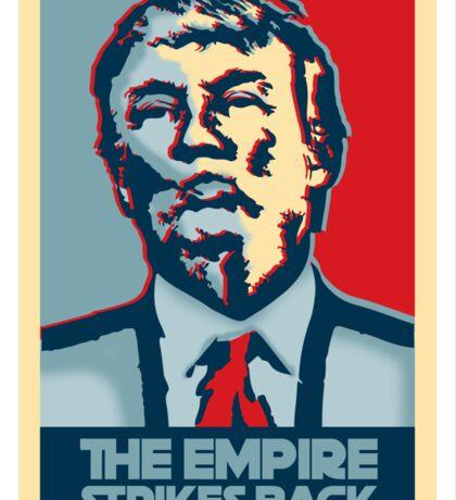 The empire strikes back? Sticker