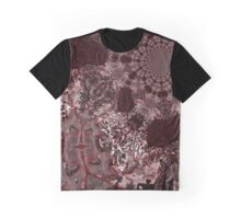 Oh Rose, Thou Art Sick 3 Graphic T-Shirt