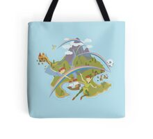 Off to Neverland!  Tote Bag