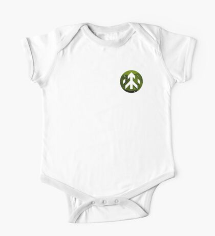 The Green Paladin One Piece - Short Sleeve