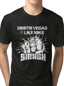 DIMITRI VEGAS LIKE MIKE Tri-blend T-Shirt