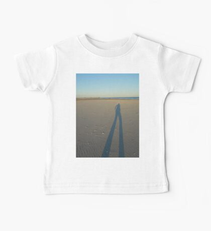 Walking in Sunset Baby Tee
