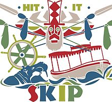 Hit it Skip - The World Famous Jungle Cruise by Molly Williams