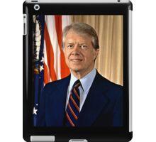 Jimmy Carter US President iPad Case/Skin