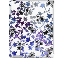 Painted Floral iPad Case/Skin