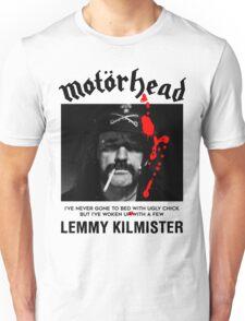 Motorhead Lemmy #2 Unisex T-Shirt
