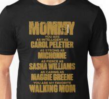 Mom - Walking Mom Unisex T-Shirt