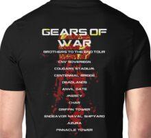Gears of War 3 Tour Unisex T-Shirt