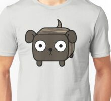 Pit Bull Loaf - Brindle Pitbull with Floppy Ears Unisex T-Shirt