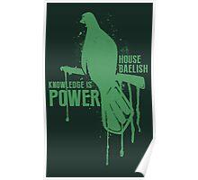 Baelish House Game of Thrones Shirt Poster