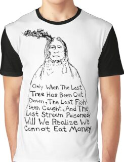 NoDAPL Graphic T-Shirt