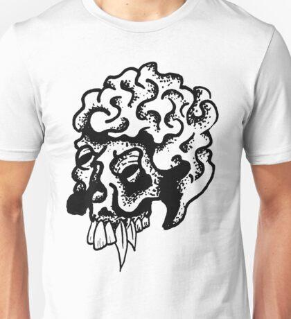 Gnarled Skull - A18 Unisex T-Shirt