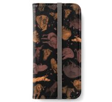 chester the sleepdancer iPhone Wallet/Case/Skin