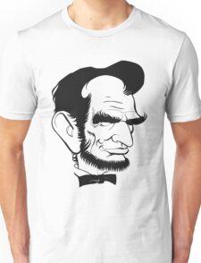 Abraham Lincoln US President Abe Lincoln Unisex T-Shirt