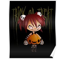 Trick or Treat oii Poster