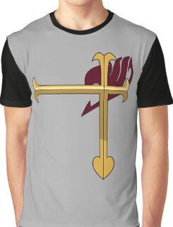 Erza Scarlet Symbol Graphic T-Shirt