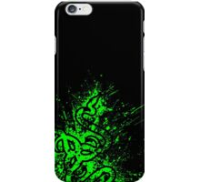Razer Splatter Logo iPhone Case/Skin
