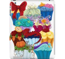 The Princess Cupcake Collection  iPad Case/Skin