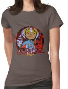Gorillaz G Sides Womens Fitted T-Shirt