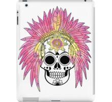 Chief Skull  iPad Case/Skin