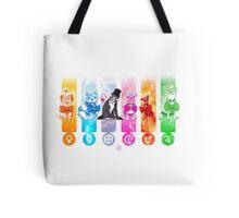 Sailor Pooch Ensemble Tote Bag