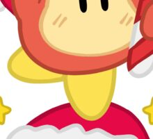 Merry Dee and Kirby Sticker