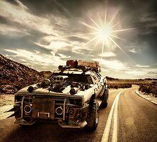 Desert Messiah by gregdestefano