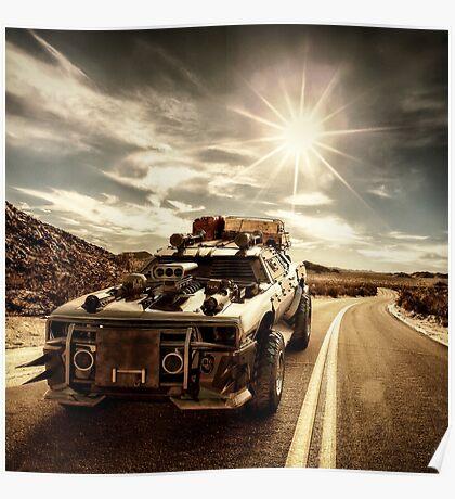 Desert Messiah Poster