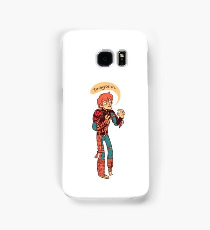 Hiccup Loves Dragons Samsung Galaxy Case/Skin