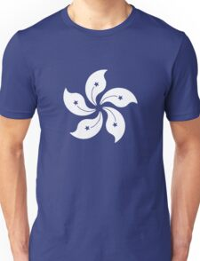 Orchid Tree Flower Plant Symbol Funny Unisex T-Shirt