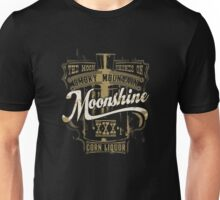 Smoky Mountain Tennessee Redneck MoonShine Funny Unisex T-Shirt