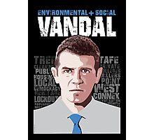 VANDAL Photographic Print