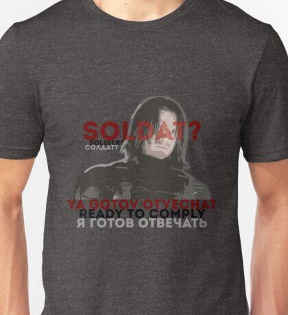 soldat? Unisex T-Shirt