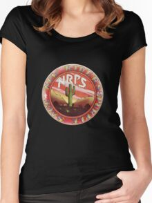 New Riders of the Purple Sage Women's Fitted Scoop T-Shirt