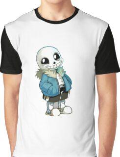 Undertale - Sans Graphic T-Shirt