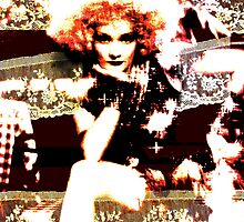 Marlene Dietrich is Hot Voodoo by PrivateVices