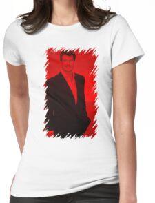 Pierce Brosnan - Celebrity Womens Fitted T-Shirt