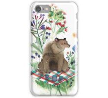 Bear Break iPhone Case/Skin