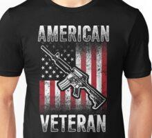 Veteran Shirt - American Veteran Unisex T-Shirt
