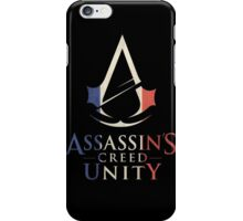 Flag of france iPhone Case/Skin