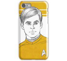 AOS Captain Kirk iPhone Case/Skin