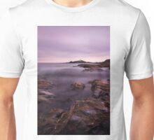 Godrevy Lighthouse 14, Cornwall, UK ~ Atlantic Coast Unisex T-Shirt