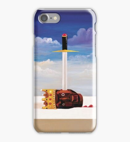 Hello this is a case iPhone Case/Skin