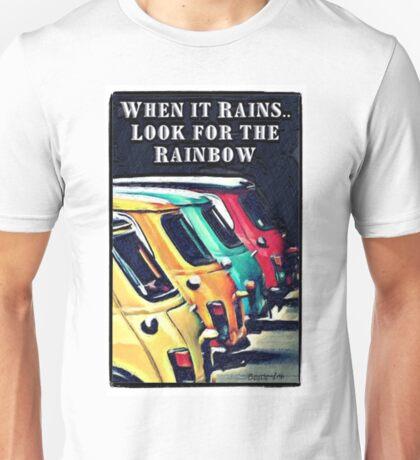 Mini Rainbow Unisex T-Shirt