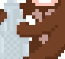 Pixel art King-Kong Sticker