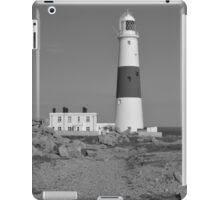 portland bill light house iPad Case/Skin